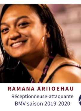 ARIIOEHAU Ramana