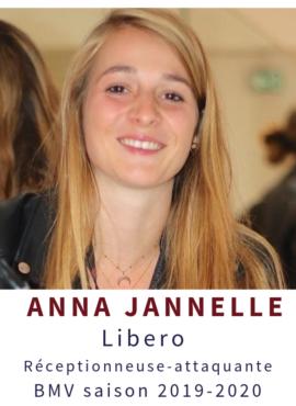 JANELLE Anna