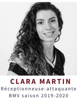 MARTIN Clara