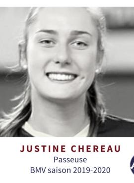 CHEREAU Justine